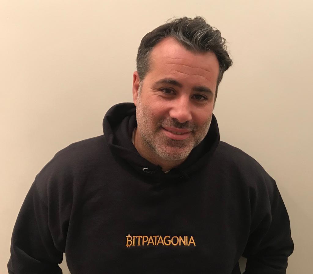 Walter Salama, COO de BitPatagonia