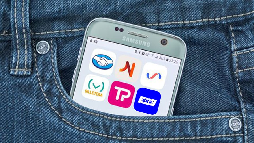 Las billeteras digitales son parte de la nueva normalidad.