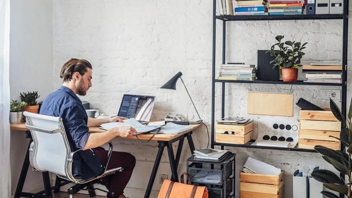 Las ventajas de trabajar en casa