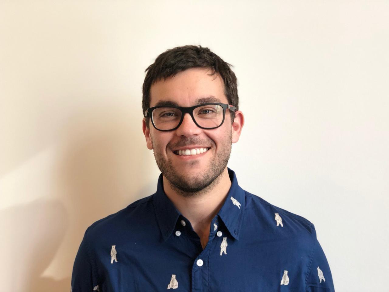Felipe Contreras, director de Comunicaciones de DiDi para Sudamérica