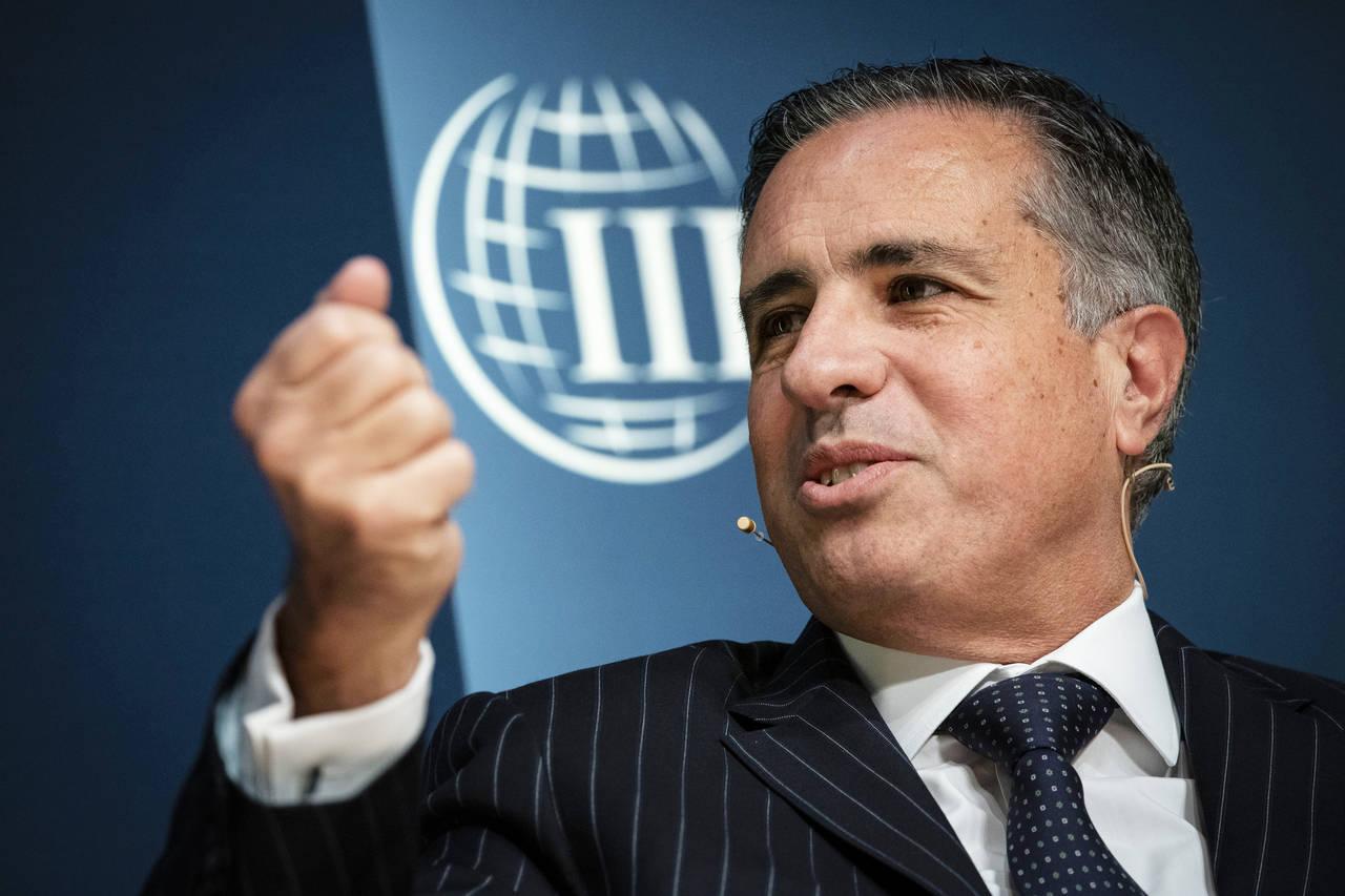 Daniel Pinto, actual ejecutivo de JPMorgan Chase