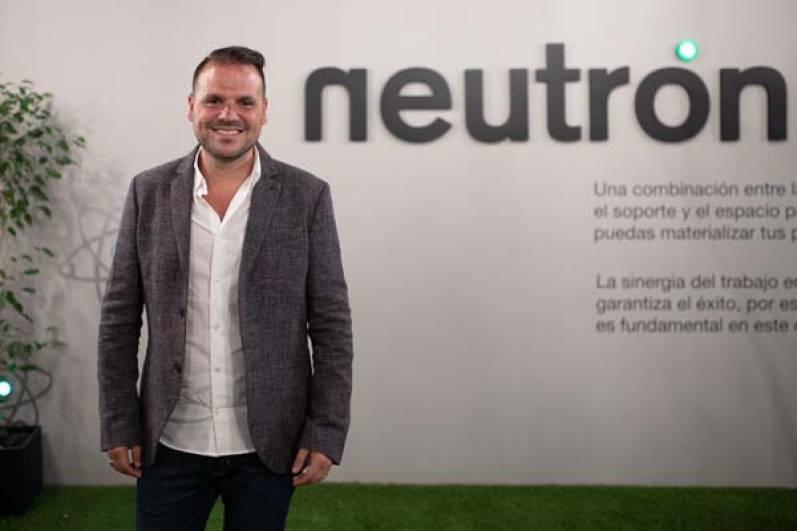 Maximiliano Gonzalez Kunz, CEO de Neutrón