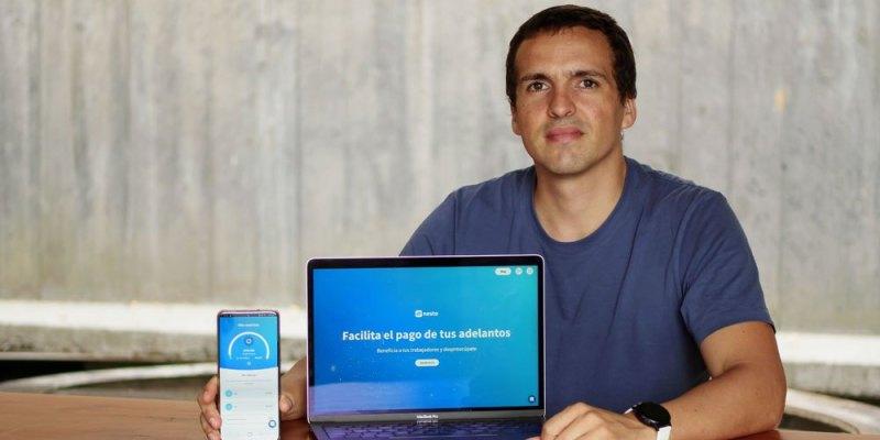 Andrés Munita, director ejecutivo de Nesto Fuente: Chocale.cl