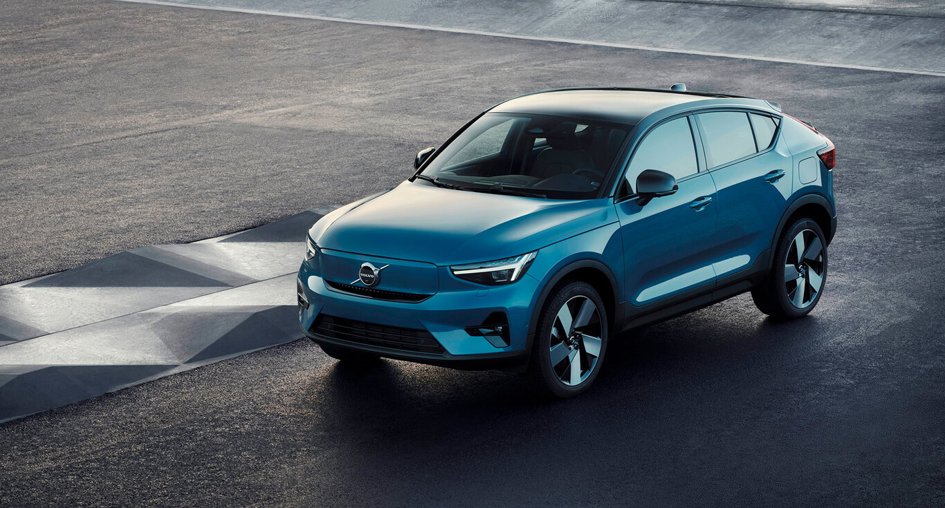 El nuevo modelo eléctrico de Volvo, el C40 Recharge