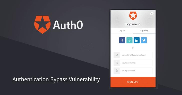 Auth0, la plataforma de verificación y seguridad lanzada al mercado en 2013