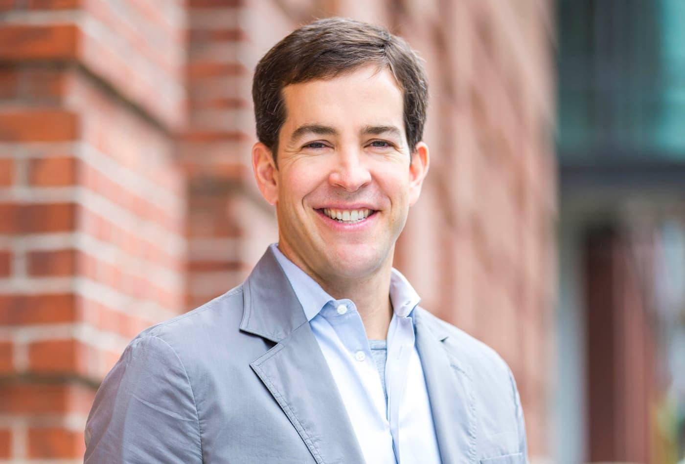 Todd McKinnon, CEO del grupo Okta