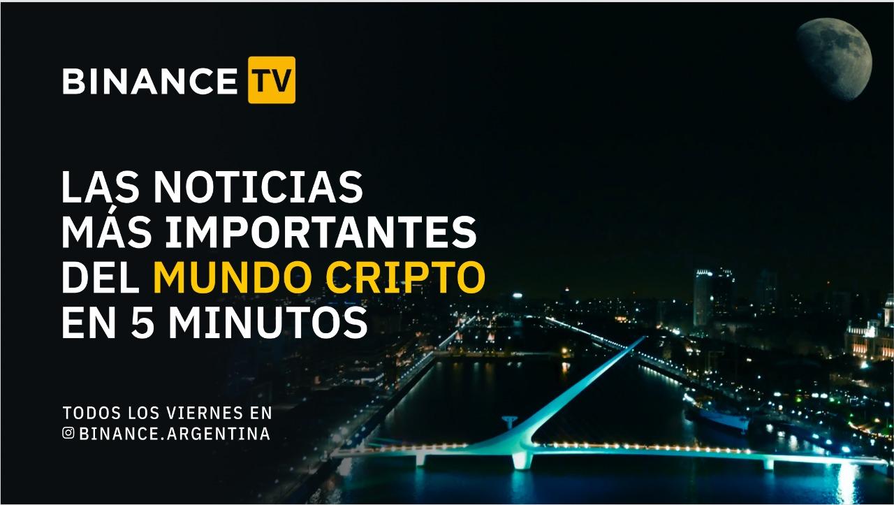 Binance Tv