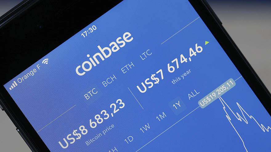 Coinbase es uno de los exchange de criptomonedas que desconfía de la posible aparición de Nakamoto
