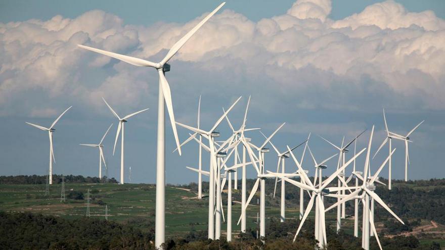Por sus características, Uruguay posee muchos molinos eléctricos