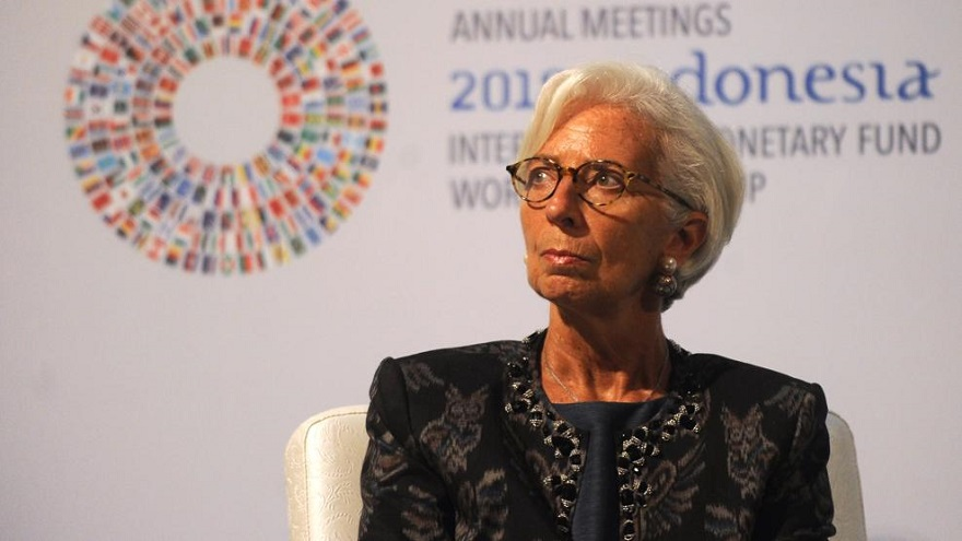 Para Lagarde, el mundo debe regular criptomonedas para evitar delitos