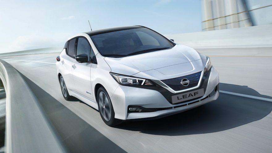 Nissan Leaf, el primer auto eléctrico de pasajeros a la venta en la Argentina