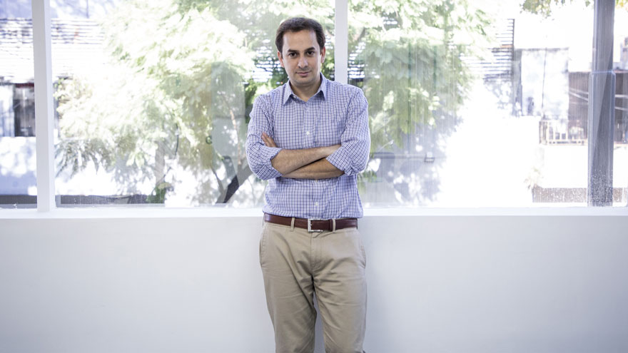 Martín Ferrari, CEO de 123Seguro