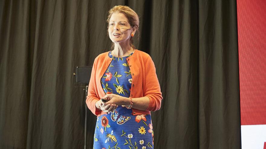 Shari Loessberg, profesora titular de Innovación Tecnológica, Emprendimiento y Gestión Estratégica del MIT