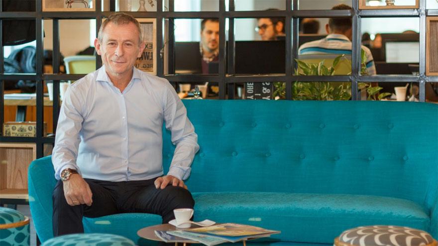 Alejandro Muszak, CEO y fundador de Wenance, la primera fintech argentina que desembarcó en Europa