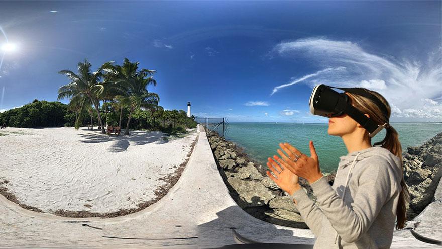 ¿Turismo virtual?