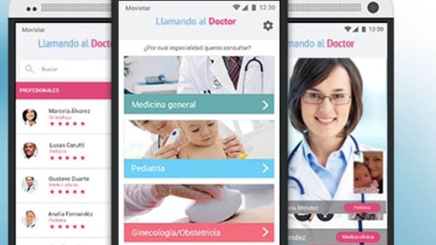 Llamando al Doctor es una de las plataformas fondeadas por SanCor Seguros