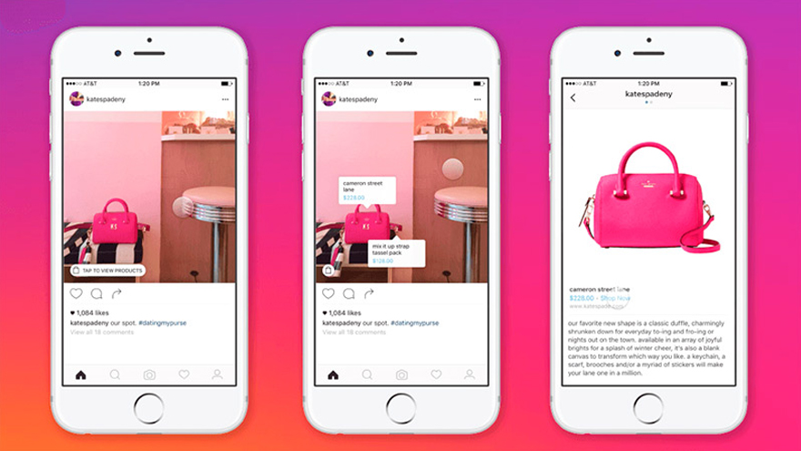 Las estrategias de venta en Instagram son muy variadas