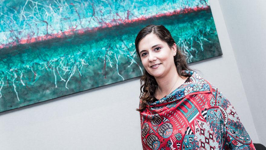 Ariadna Travini, directora general de Operaciones de Waze en la Argentina