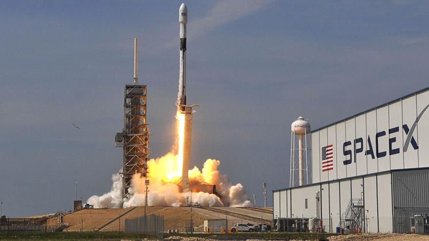 Space X será la encargada del lanzamiento