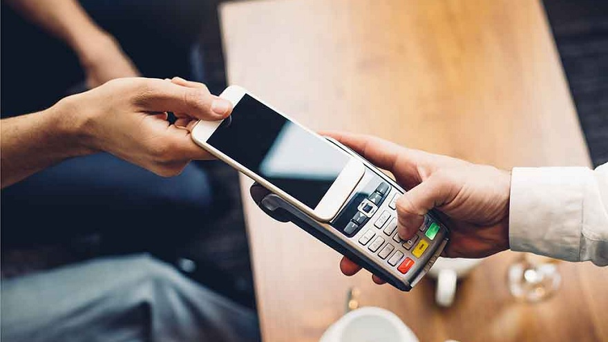 Una forma de billetera digital
