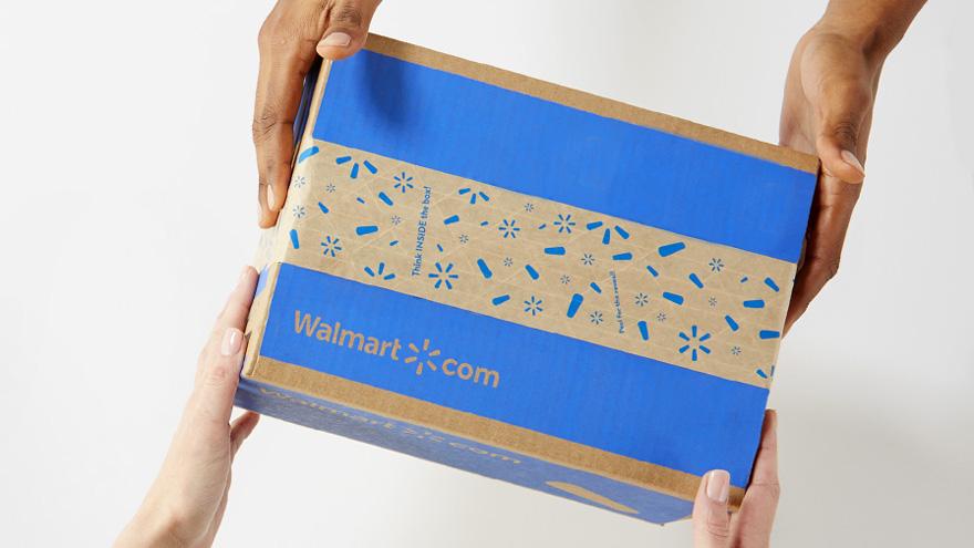Walmart trabaja con envíos
