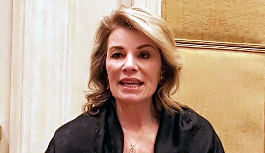 Teresa Carlson.