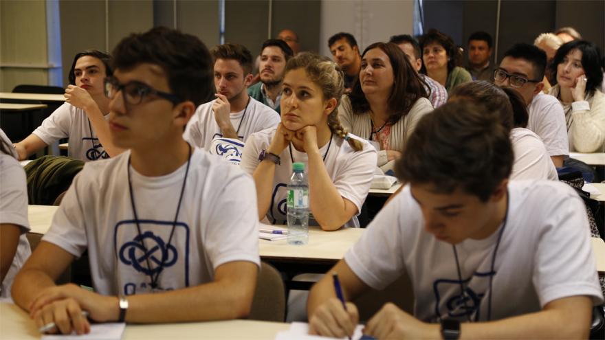 Es muy valioso poder generar espacios de formación junto a prestigiosas universidades