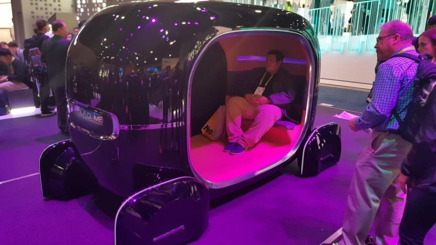Las CES incluye cada vez más innovación automotriz