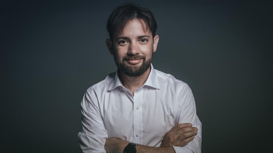 Sebastian Serrano. CEO de Ripio