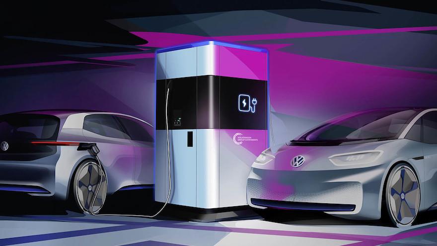 De a poco los vehículos eléct ricos van ganando espacio entre el parque automotor