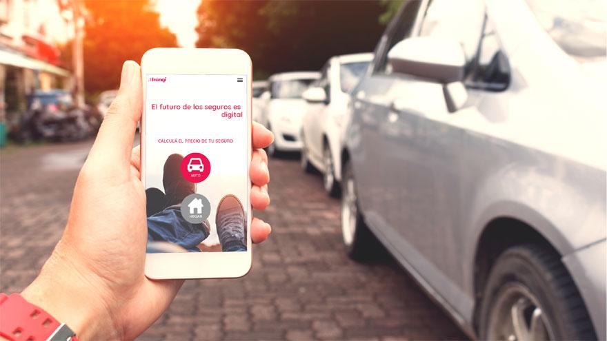 Tranqi ofrece una póliza para autos con