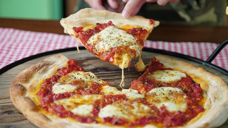 Nadie se resiste a una pizza