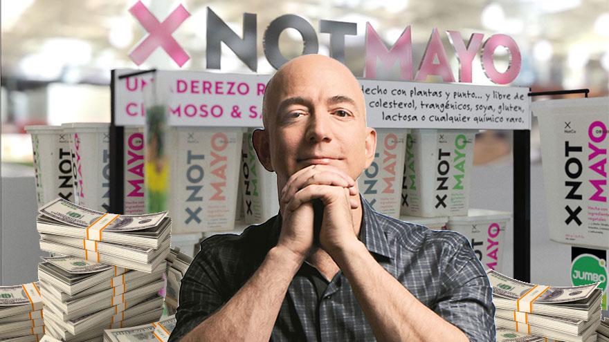 Bezos invirtió en Notco