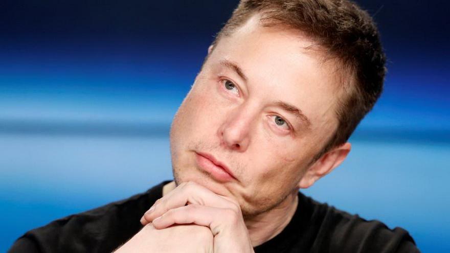 Musk, un tipo exigente