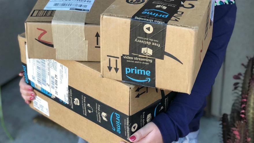 Algunas firmas ofrecen un domicilio en EE.UU. donde enviar las compras para luego recibirlas en la Argentina