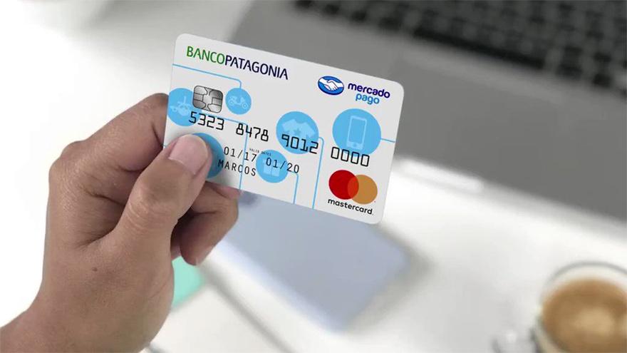 Mercado Pago ofrece una tarjeta de crédito en alianza con Banco Patagonia
