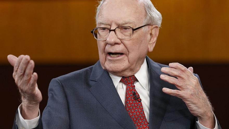 Warren Buffet ya no es tan rico como Musk