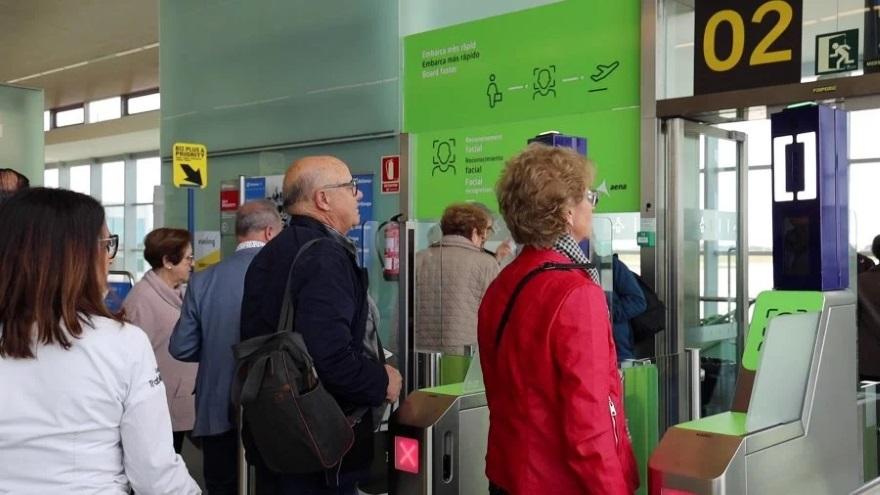 Aeropuertos de todo el mundo están implementando la biometría
