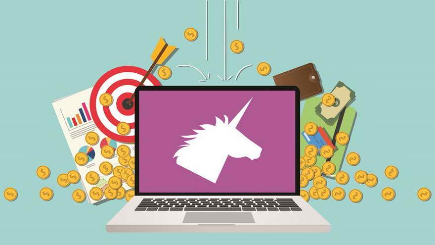 Los unicornios ven como la crisis económic paraliza sus finanzas al tener menos acceso a fondos frescos