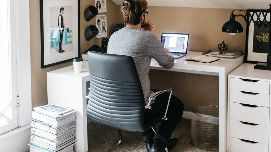 Home office, un fenómeno que explotó en 2020