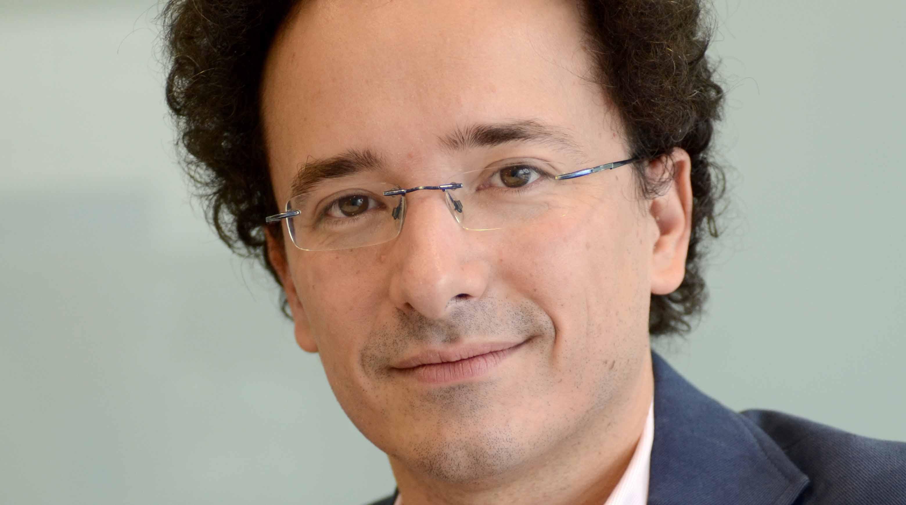 Miguel Arias, de Telefónica