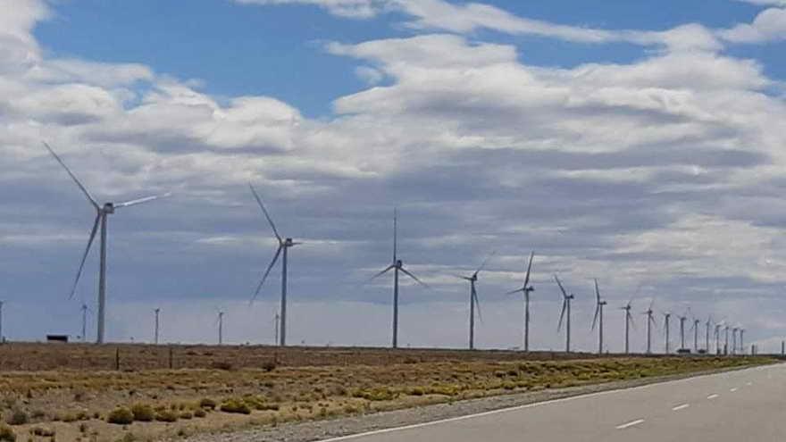 Uruguay está muy enfocada en energía eólica