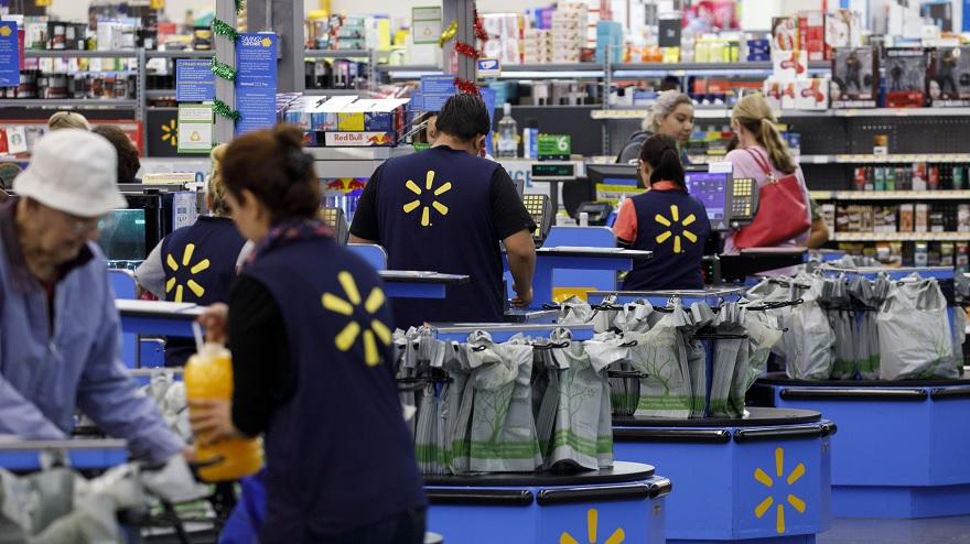 Walmart tiene presencia en muchos países
