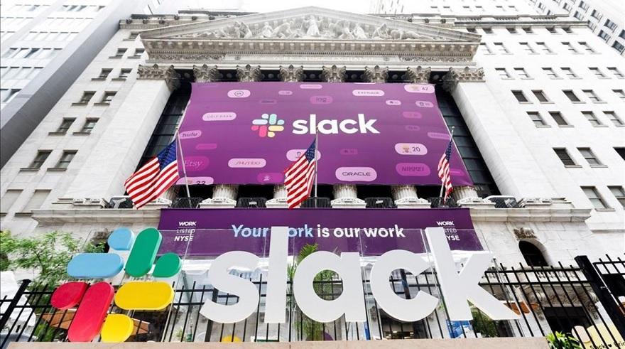 Slack, líder en el segmento de la mensajería corporativa