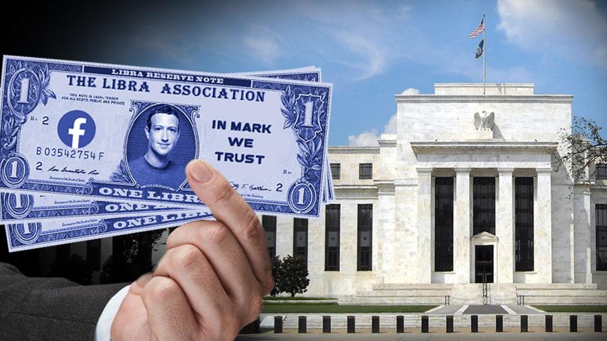 Facebook busca con Libra lanzar una criptomoneda atada a una canasta de divisas fiat, como el euro y el dólar