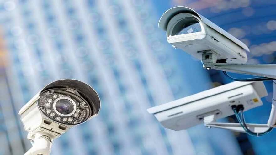 Hay cada vez más cámaras de vigilancia en la Ciudad