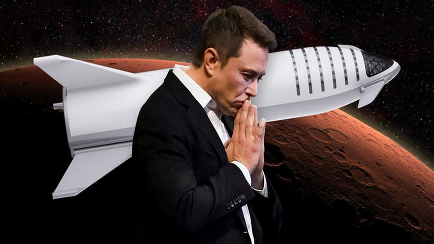 Elon Musk quiere llevar el Doge a la Luna