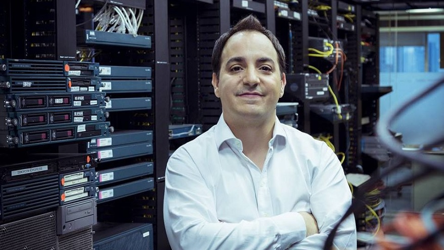 Sebastián Stranieri es el CEO y cofundador de Vu Security, una de las startups invertidas en 2020 por parte de Wayra.