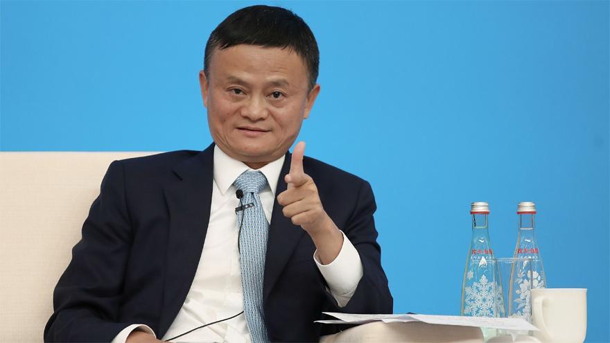 Jack Ma quiere tener un rol fundamental en el mundo financiero a nivel global
