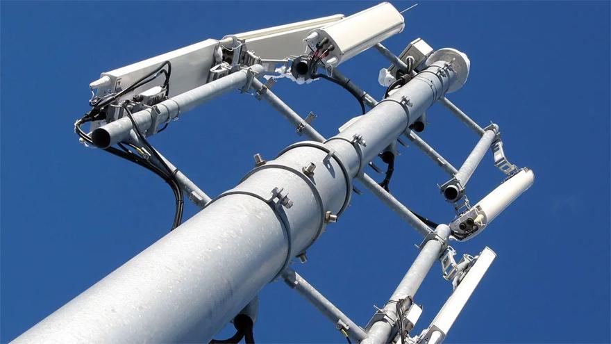Ya hay muchas antenas de 5G en las principales ciudades del mundo